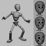 simpleGuy_v135_and_readMe 3d model