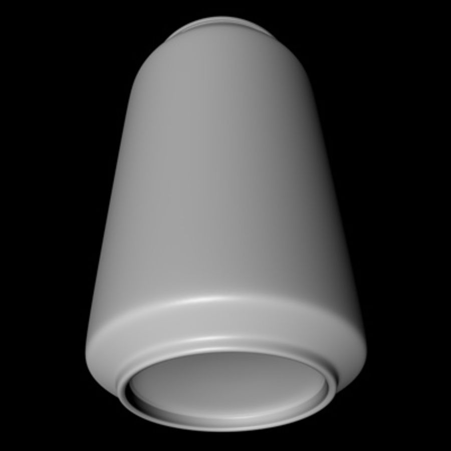 soda-beer can royalty-free 3d model - Preview no. 2
