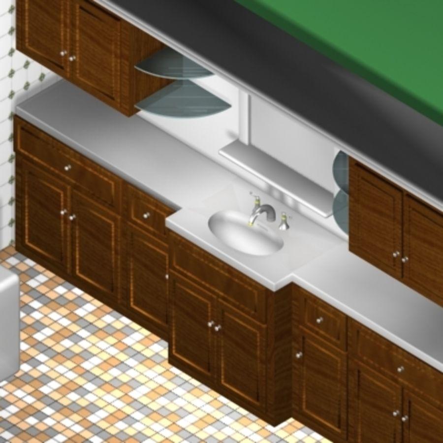bathroom4.max.zip royalty-free 3d model - Preview no. 5