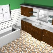 bathroom4.max.zip 3d model