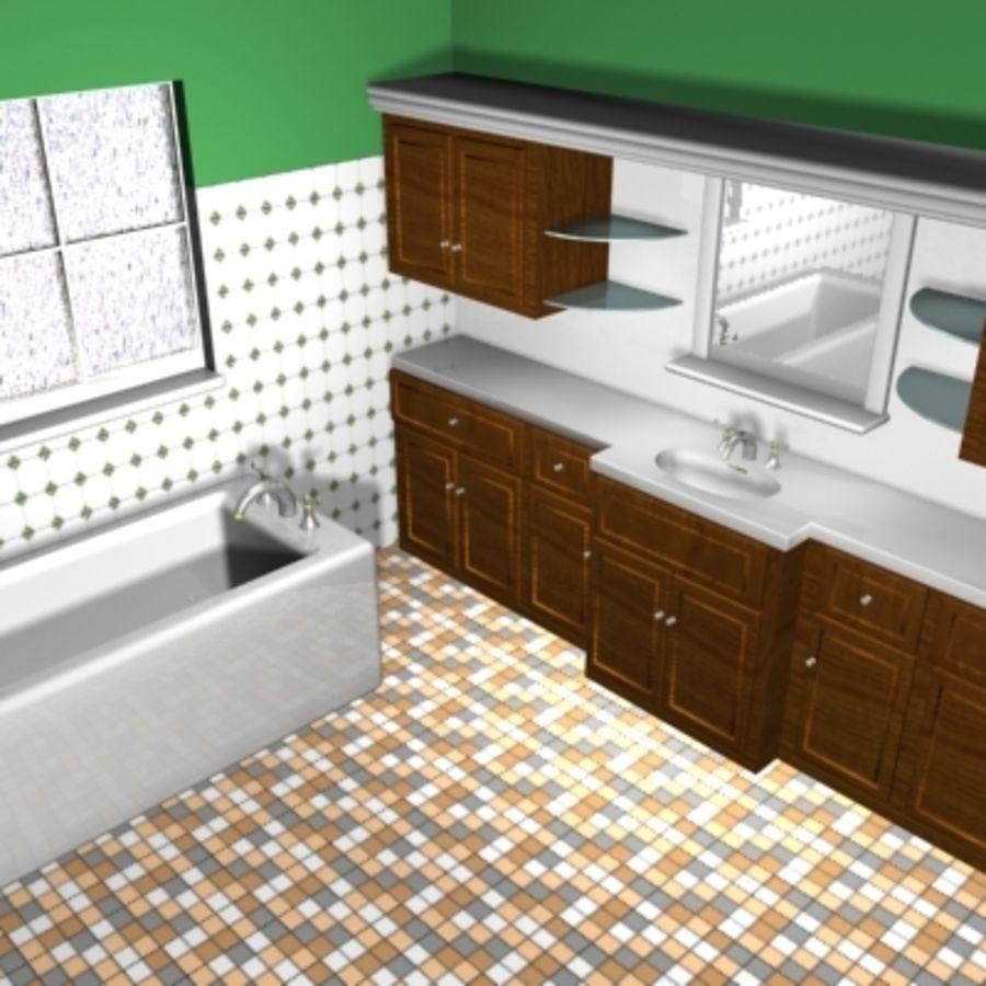 bathroom4.max.zip royalty-free 3d model - Preview no. 1