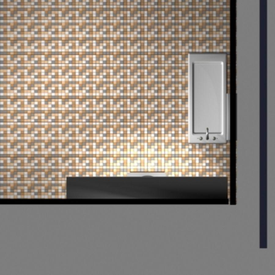 bathroom4.max.zip royalty-free 3d model - Preview no. 2