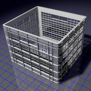 Dorm_Milk_Crate.3ds 3d model