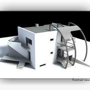 modern_house.zip 3d model