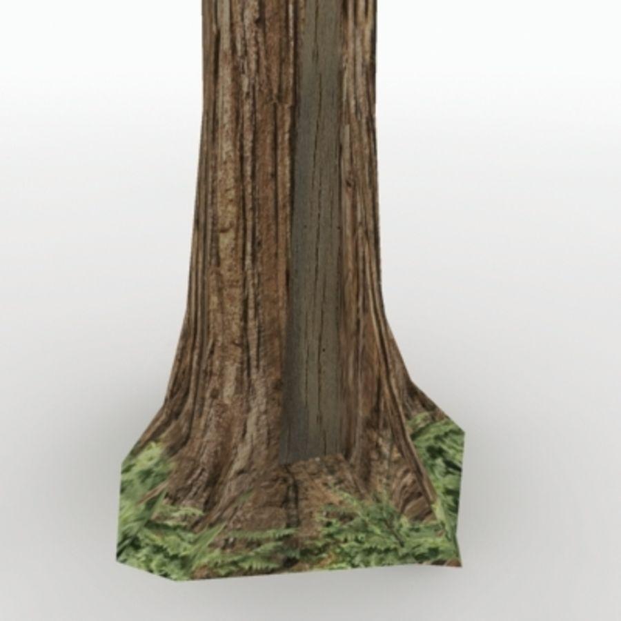 Drzewo royalty-free 3d model - Preview no. 3