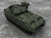M2-Bradley IFV 3d model