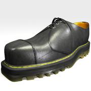 Martens Shoe博士 3d model