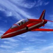 Hawk100 3d model