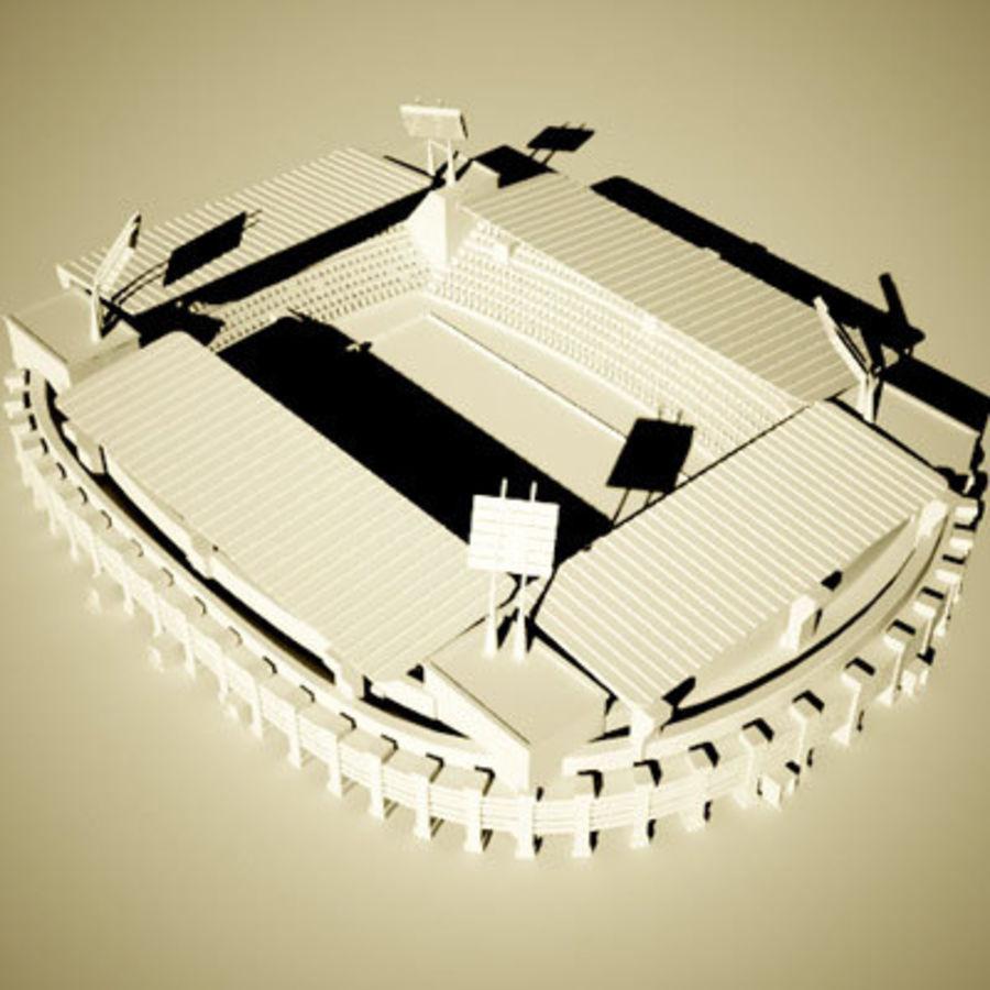 MR Stadyumu royalty-free 3d model - Preview no. 12