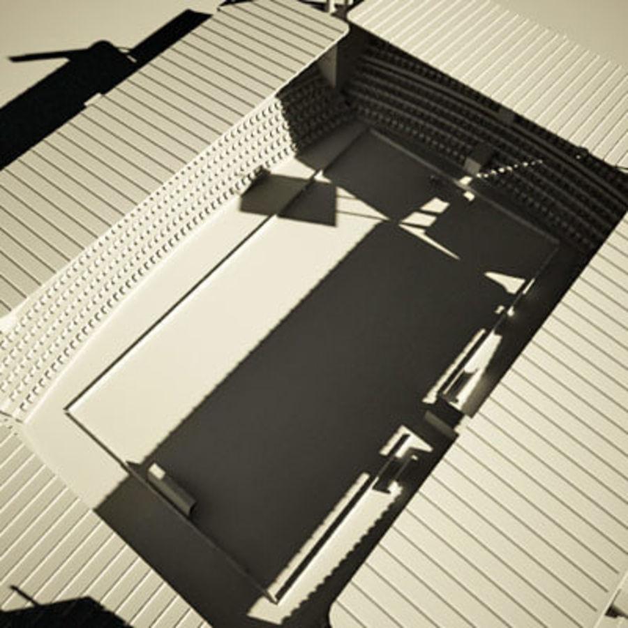 MR Stadyumu royalty-free 3d model - Preview no. 8