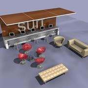Reception_furn_04.zip 3d model