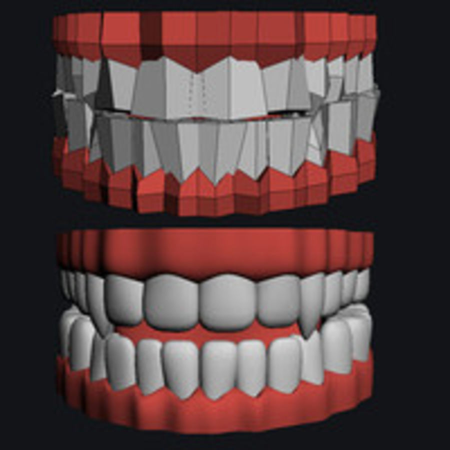 corpo maschile royalty-free 3d model - Preview no. 5