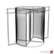Swing door001_max.zip 3d model