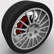 OZ Racing Super Turismo 3d model