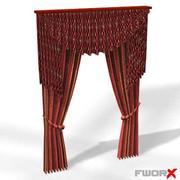 Curtains017_max.ZIP 3d model