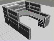 cubicle3DS.3DS 3d model