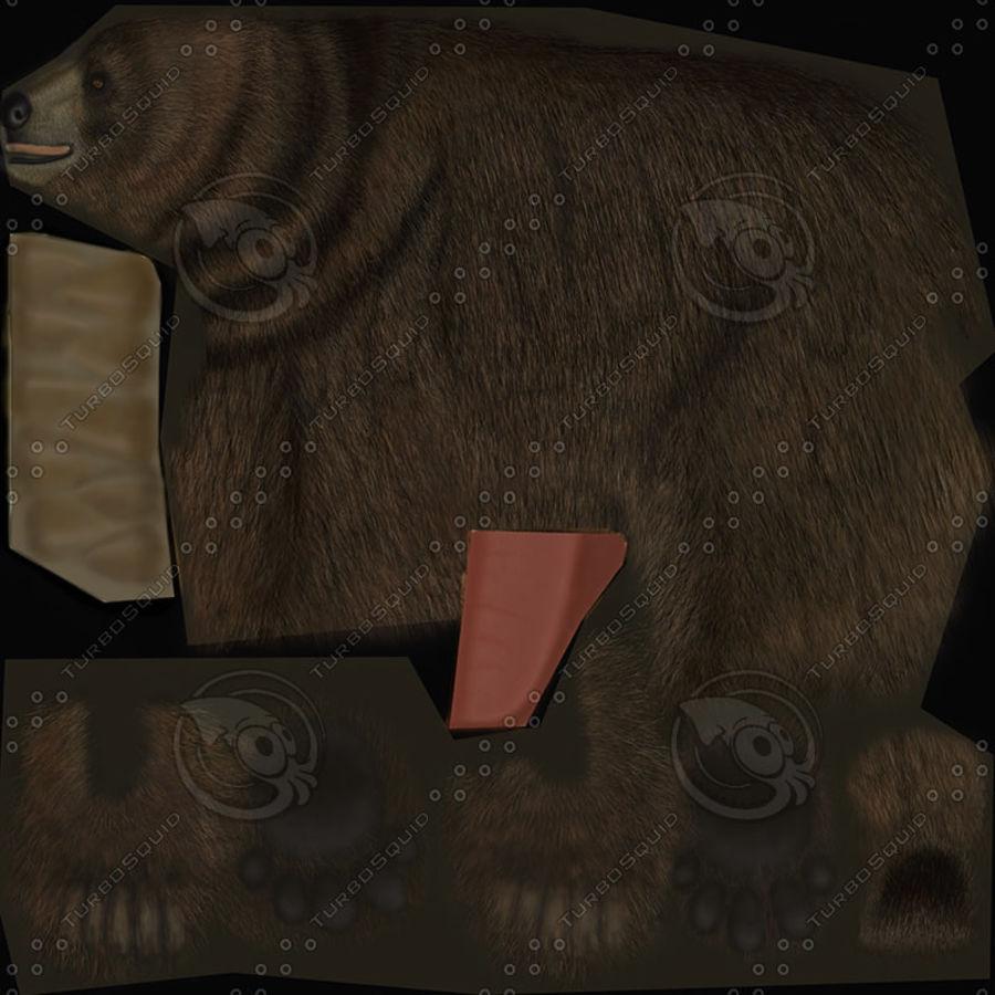 Colección de animales en tiempo real royalty-free modelo 3d - Preview no. 8