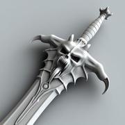 Sword-2 3d model