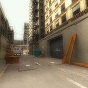 路地 3d model