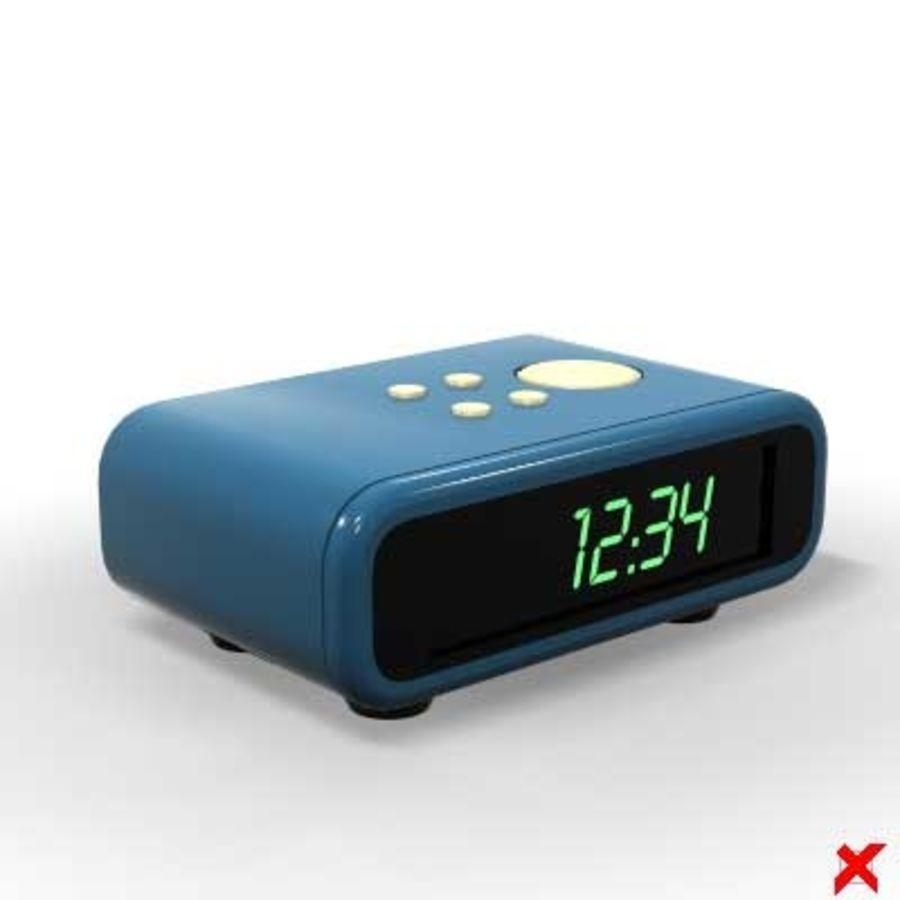 Clock005_max.ZIP royalty-free 3d model - Preview no. 1