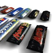 Chocolate Bars.zip 3d model