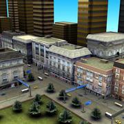 RT Commercial Street 3d model