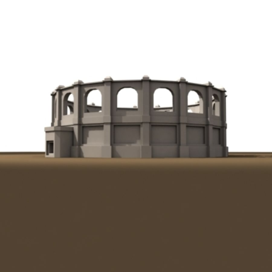 Arena royalty-free 3d model - Preview no. 2