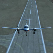 Aircraft Takeoff and Landing 3d model