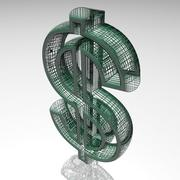 wiredollar3ds 3d model