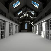 Old jail (ut) 3d model