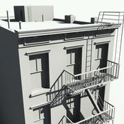 building nyc 3d model