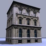 low_poly_bldg_713 3d model
