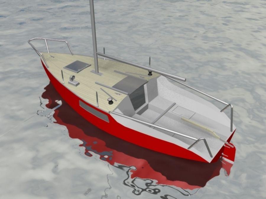 Vagabund 23 royalty-free 3d model - Preview no. 1