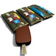 Boss Ice-Cream 3d model