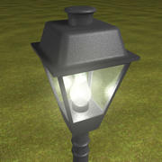 Fancy Lamp Post 3DS.zip 3d model