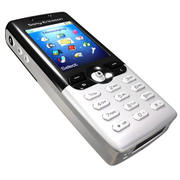 Cell phone Sony Ericsson T610 3d model
