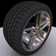 Tire.max 3d model