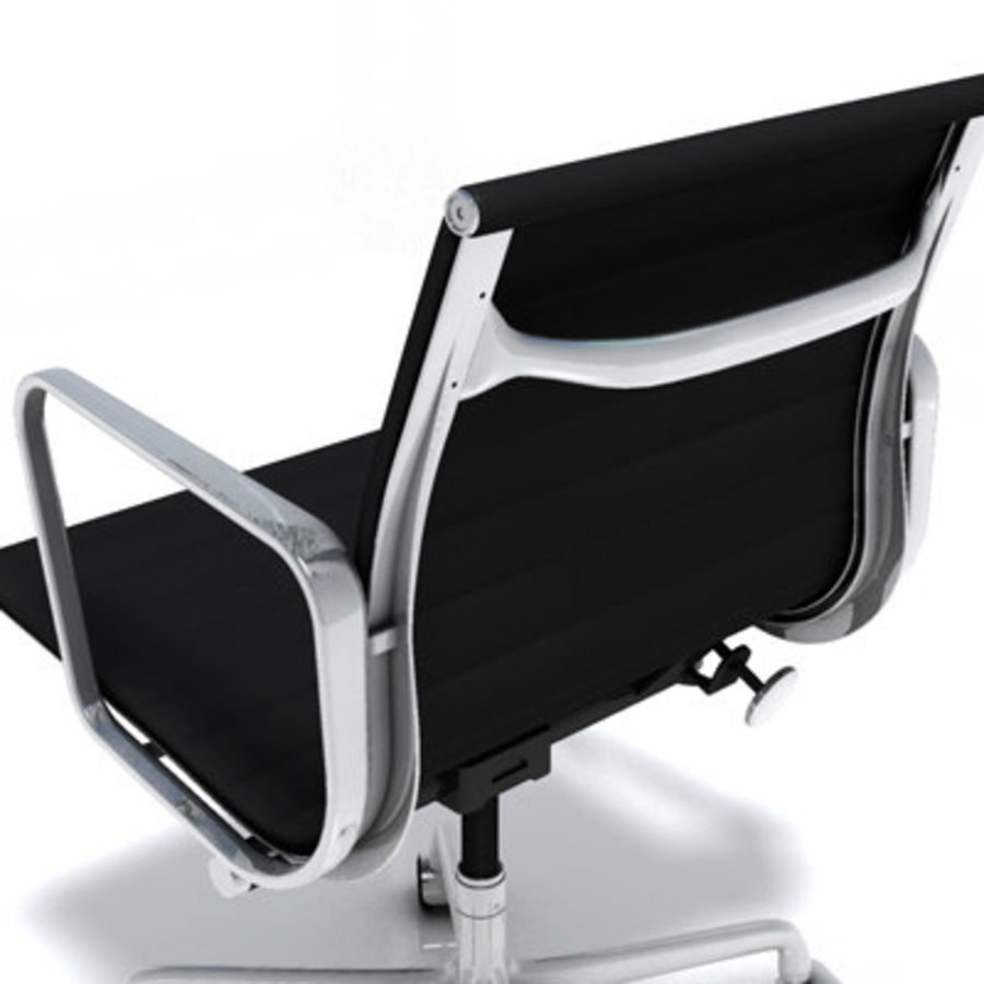 Eames Managment Chair royalty-free 3d model - Preview no. 1