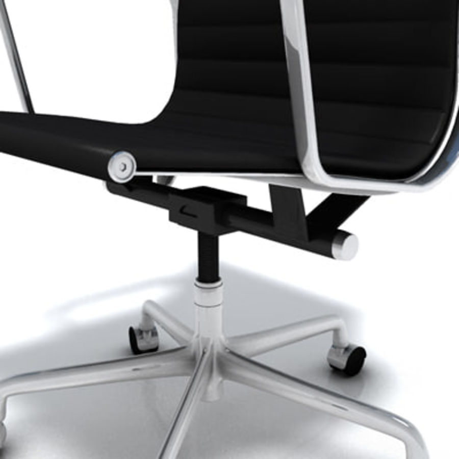 Eames Managment Chair royalty-free 3d model - Preview no. 4