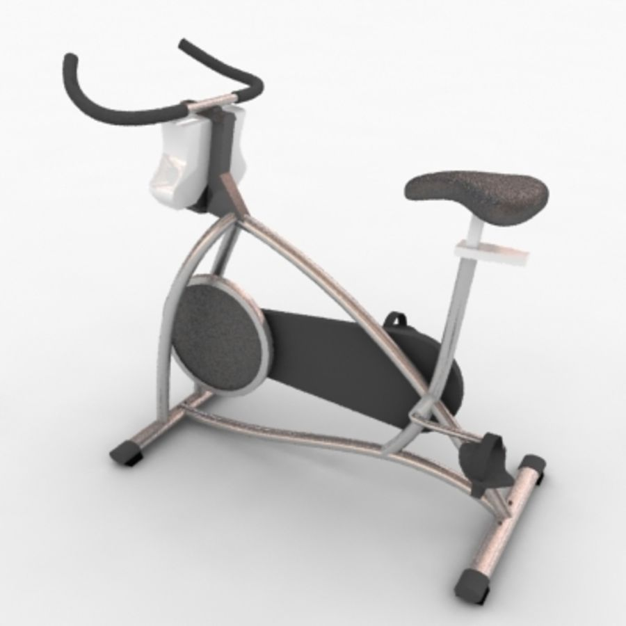 Fitnessgeräte royalty-free 3d model - Preview no. 18