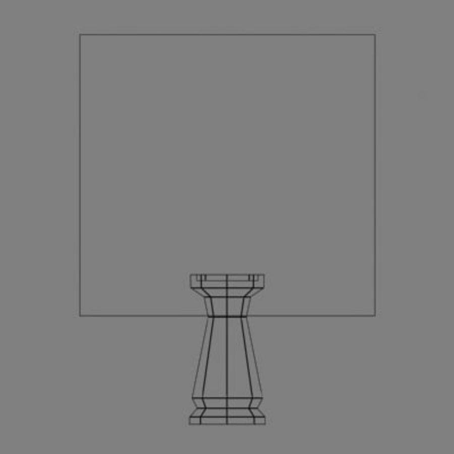 Wazon royalty-free 3d model - Preview no. 2
