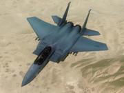F15E StrikeEagle 3d model