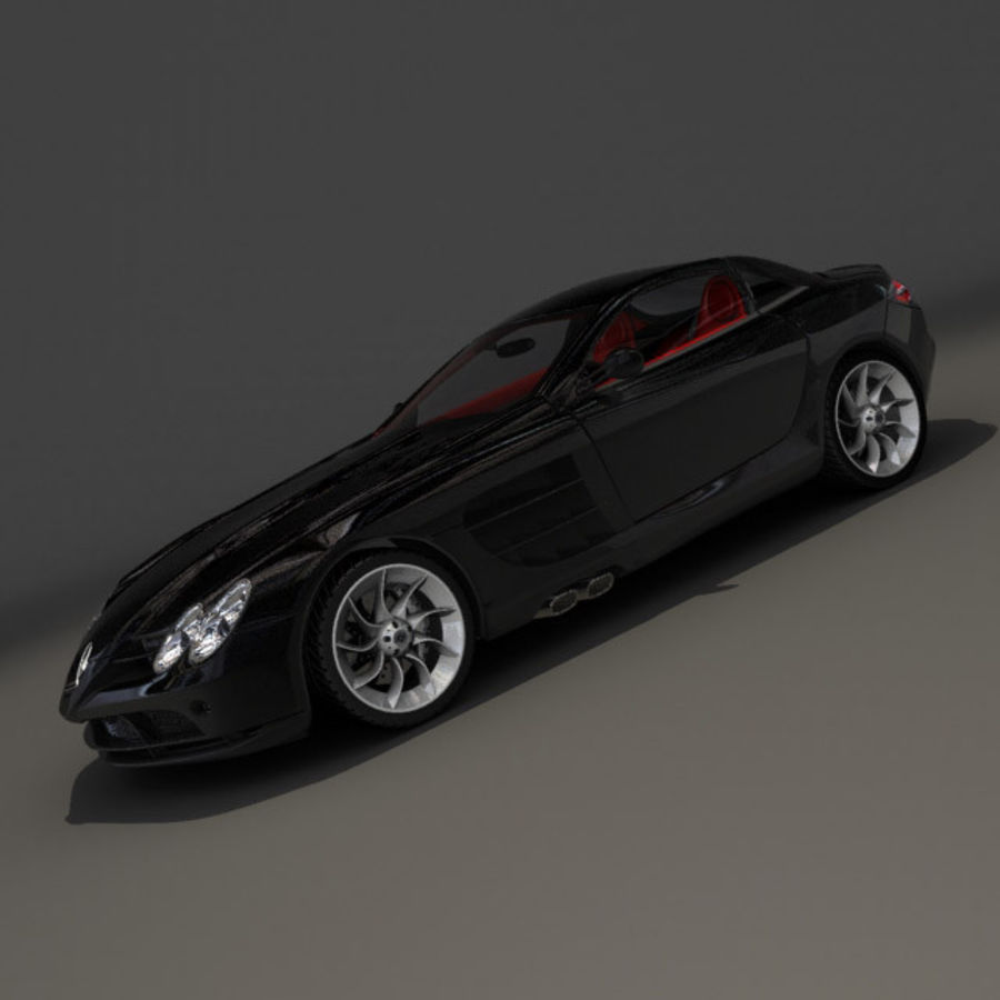 Mers SLR royalty-free 3d model - Preview no. 2