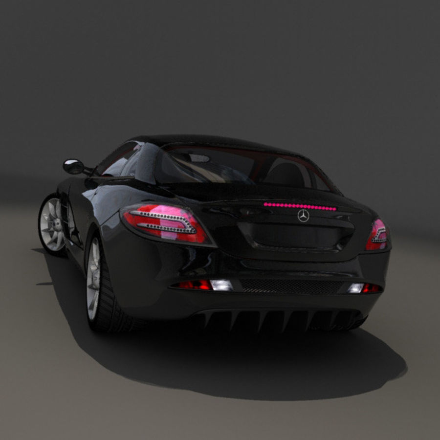 Mers SLR royalty-free 3d model - Preview no. 3