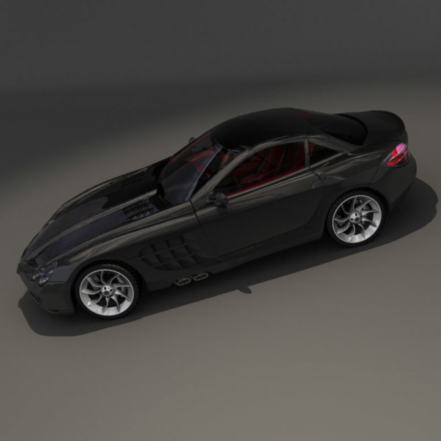 Mers SLR royalty-free 3d model - Preview no. 12