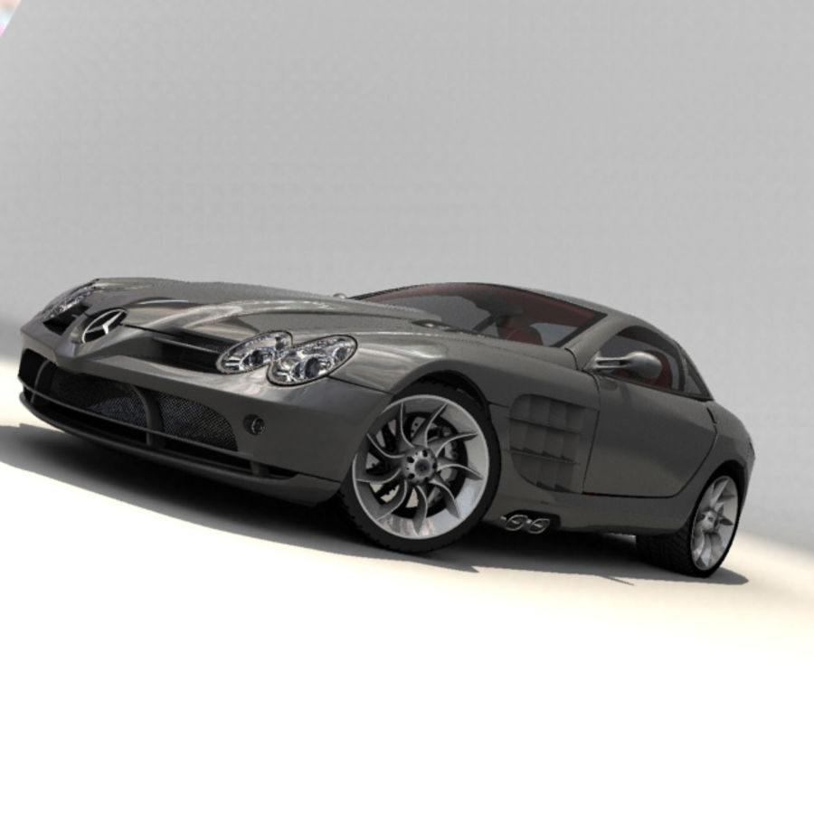 Mers SLR royalty-free 3d model - Preview no. 17
