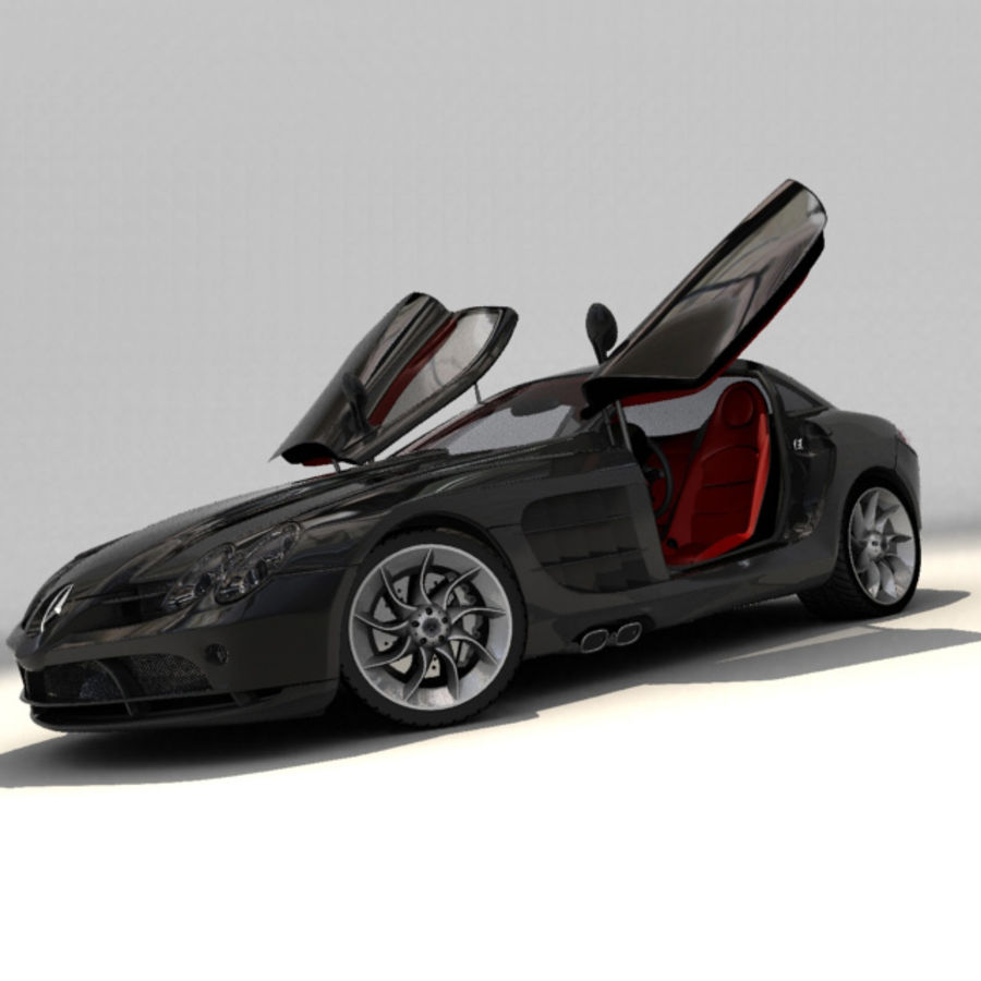 Mers SLR royalty-free 3d model - Preview no. 14