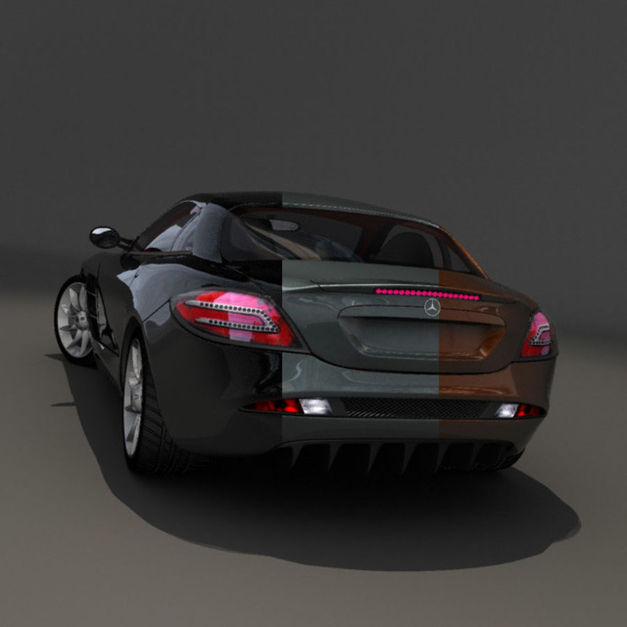 Mers SLR royalty-free 3d model - Preview no. 4