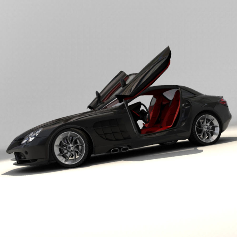 Mers SLR royalty-free 3d model - Preview no. 15
