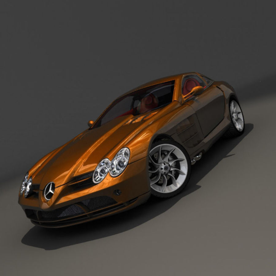 Mers SLR royalty-free 3d model - Preview no. 8